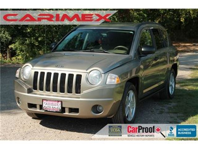 2007 JEEP COMPASS Sport/North in Kitchener, Ontario