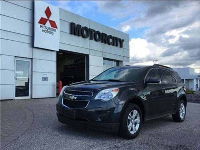 2014 CHEVROLET EQUINOX LT - AWD -  Rear View Camera - in Whitby, Ontario