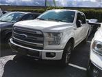 2015 Ford F-150 PLATINUM,20S,LEATHER LOADED in Niagara Falls, Ontario