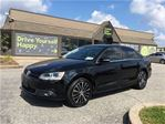 2014 Volkswagen Jetta Highline 1.8 TSI / LEATHER / SUNROOF in Fonthill, Ontario