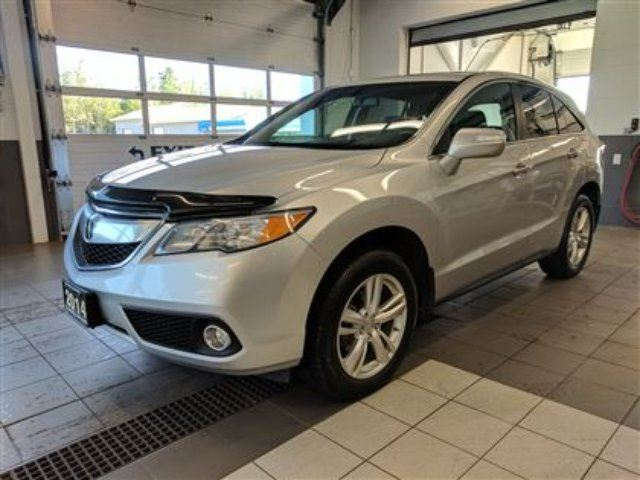 2014 Acura RDX AWD - Leather - Backup cam - Accident FREE! in Thunder Bay, Ontario
