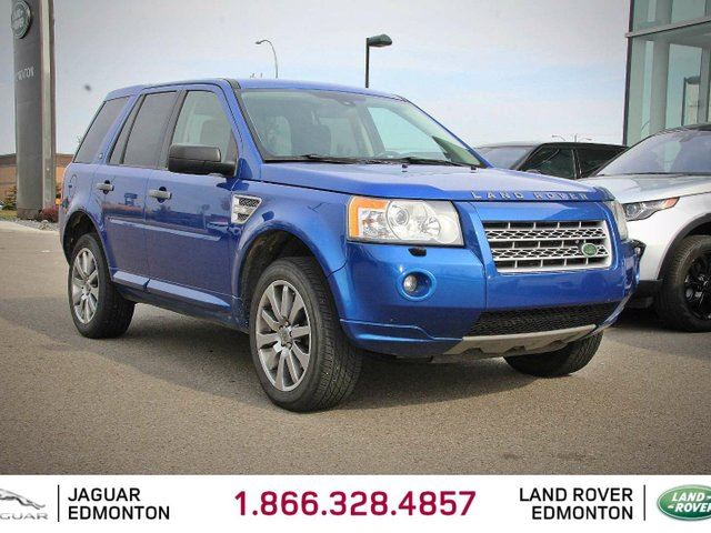 2009 LAND ROVER LR2 HSE - Local AB 2nd Owner Trade In | Great Condition | Rear Parking Sensors | Cruise Control | Heated Windshield with Rain Sensing Wipers | Heated Front Seats | 19 Inch Wheels | Bluetooth | Power Sunroof | Leather Interior | All Power Options in Edmonton, Alberta