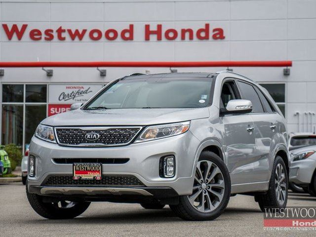 2014 KIA SORENTO SX in Port Moody, British Columbia