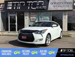 2013 Hyundai Veloster ** Bluetooth, Heated Seats, Backup Camera ** in Bowmanville, Ontario