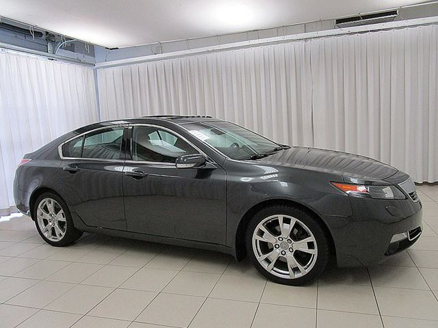 2014 ACURA TL ELITE SH-AWD w/ NAVIGATION, HEATED/COOLED SEATS in Halifax, Nova Scotia