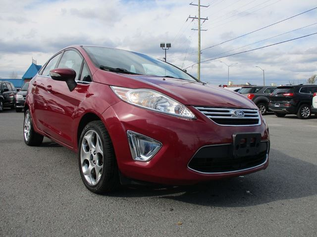 2011 FORD FIESTA SEL in Kingston, Ontario