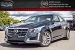 2014 Cadillac CTS Luxury AWD Navi Pano Sunroof Bluetooth Backup Cam  R-Start 17Alloy in Bolton, Ontario