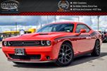 2016 Dodge Challenger R/T Navi Backup Cam Bluetooth Leather Keyless Go Blind Spot 20Alloy Rims in Bolton, Ontario