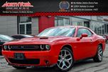 2016 Dodge Challenger R/T Manual Leather Nav Alpine Audio Backup Cam 19Alloys in Thornhill, Ontario