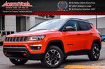 2018 Jeep Compass New Car Trailhawk 4x4 Nav.,Sfty/Security.,Adv.Sfty/Lighting,ColdWthrPkgs in Thornhill, Ontario