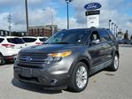 2015 Ford Explorer Limited in Richmond Hill, Ontario