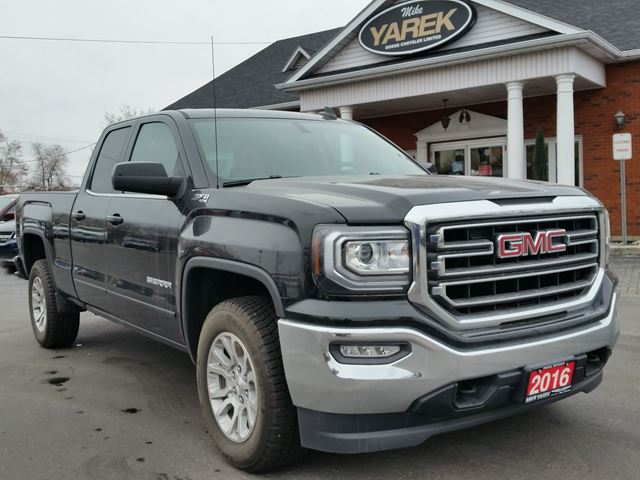 2016 GMC SIERRA 1500 SLE, Z71, NAV, Remote Start, Bluetooth, Back Up Cam, Heated Seats in Paris, Ontario