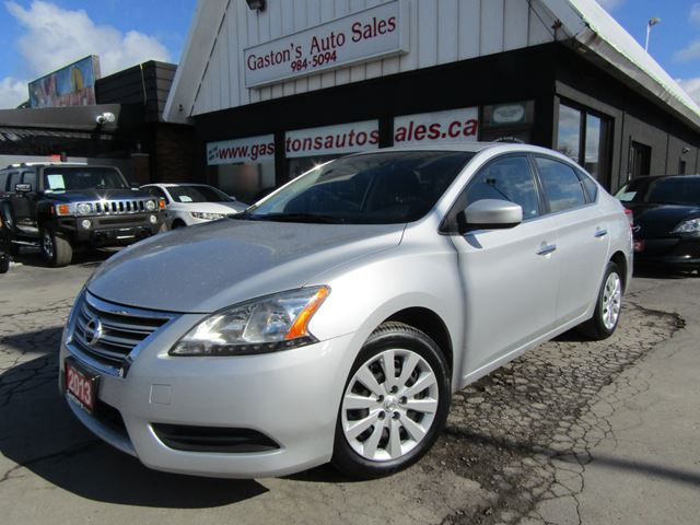 2013 Nissan Sentra NEW TIRES! CLEAN! in St Catharines, Ontario