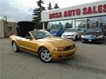 2010 Ford Mustang 2dr Conv V6 PW PL PM KEYLESS NO ACCIDENT in Oakville, Ontario