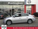 2014 Nissan Sentra S in Burlington, Ontario