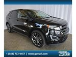 2016 Ford Edge AWD/CAMERA/LEATHER/NAV/PANO ROOF/LOW MILEAGE in Milton, Ontario