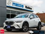 2016 Mazda CX-3 GT MANAGER'S DEMO ACCIDENT FREE in Markham, Ontario