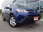2015 Toyota RAV4 LE AWD  !!!JUST TRADED IN !!! in Mississauga, Ontario