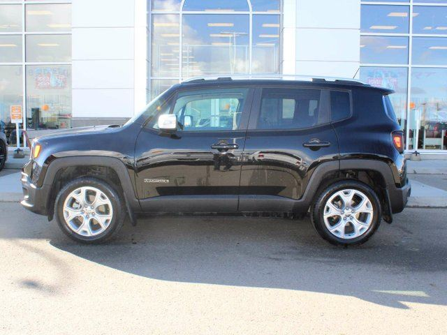 2016 Jeep Renegade Limited in Peace River, Alberta