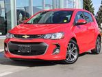 2017 Chevrolet Sonic LT Auto 4dr Hatchback in Kamloops, British Columbia