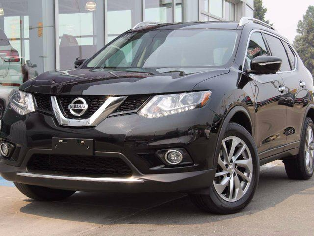 2014 NISSAN ROGUE SL 4dr All-wheel Drive in Kamloops, British Columbia