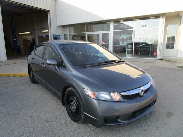 2011 Honda Civic SE 4dr Sedan in Edson, Alberta
