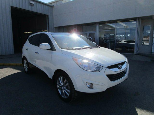 2012 Hyundai Tucson Limited 4dr All-wheel Drive in Edson, Alberta