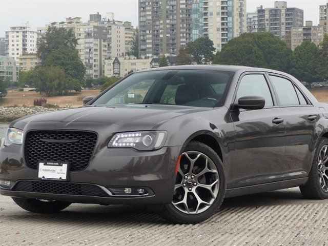 2015 CHRYSLER 300 S RWD in Vancouver, British Columbia