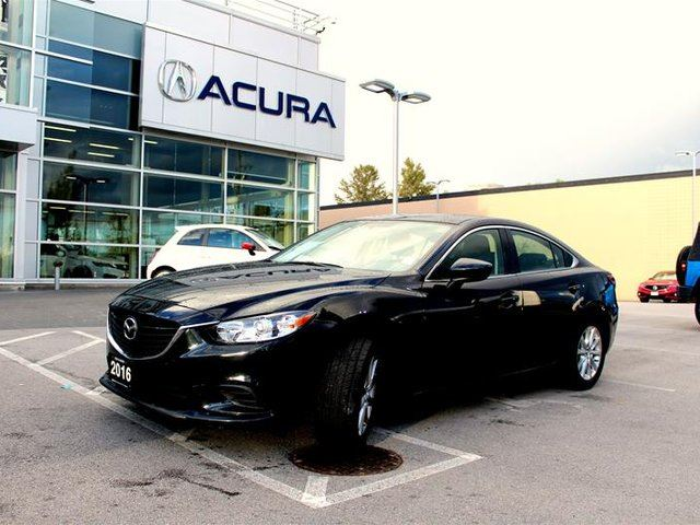 2016 MAZDA MAZDA6 GS at in Surrey, British Columbia