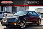 2007 Cadillac CTS AccidentFree Sunroof Leather Sat.Radio HeatSeats PwrFrontSeats 18Alloys in Thornhill, Ontario