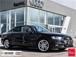 2013 Audi A4 2.0T Prem Tiptronic Qtro Sdn Navigation in Innisfil, Ontario