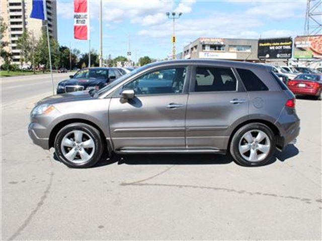 used 2007 acura rdx i 4 cy turbo sh awd hamilton. Black Bedroom Furniture Sets. Home Design Ideas