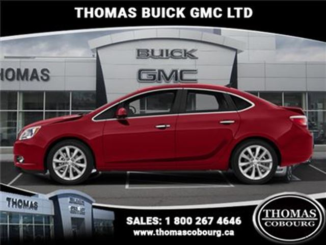 2014 BUICK VERANO Leather Group - $111.21 B/W - 160 in Cobourg, Ontario