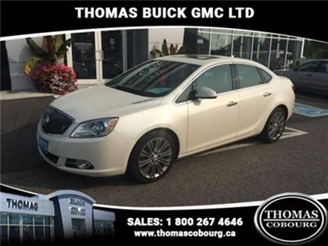 2013 BUICK VERANO Leather Package - $117.77 B/W in Cobourg, Ontario