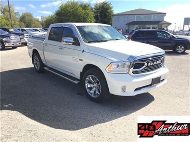 2016 Ram 1500 Limited 4x4 Eco Diesel White For 45900 In