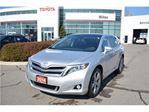 2014 Toyota Venza V6 AWD Limited, Navigation, Panoramic Roof, JBL in Milton, Ontario
