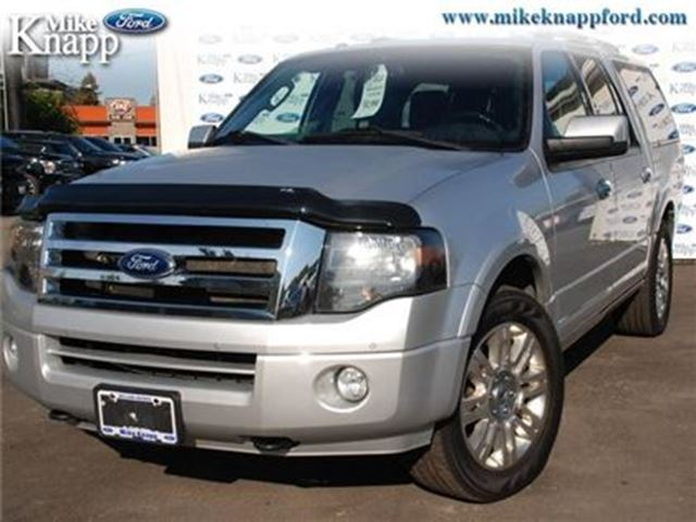 2012 FORD Expedition Limited - Leather Seats in Welland, Ontario
