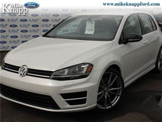 2016 VOLKSWAGEN Golf 2.0 TSI in Welland, Ontario