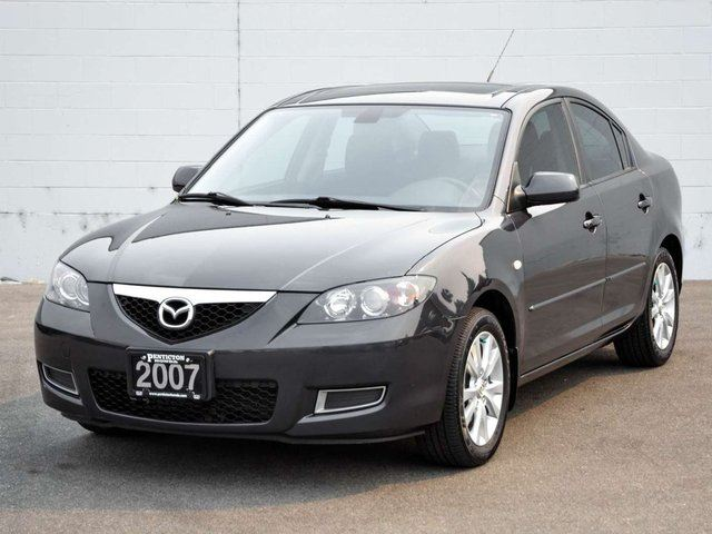 2007 MAZDA MAZDA3 GS Sport in Kelowna, British Columbia