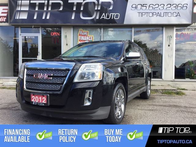 2012 GMC TERRAIN SLT-2 ** Nav, Leather, Loaded ** in Bowmanville, Ontario