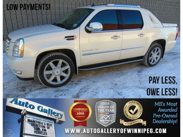 2013 CADILLAC ESCALADE EXT Luxury AWD *Lthr/Nav in Winnipeg, Manitoba