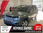 2014 Jeep Compass North, 4X4, PLANS OR 5/100KM, MAG, FOG in Joliette, Quebec