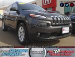 2015 Jeep Cherokee North  3.2L  V6  4WD in Summerside, Prince Edward Island