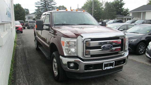 2015 FORD F-250 XLT in Kingston, Ontario