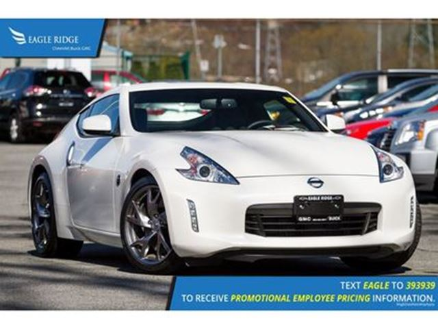 2017 NISSAN 370Z Touring Sport in Coquitlam, British Columbia