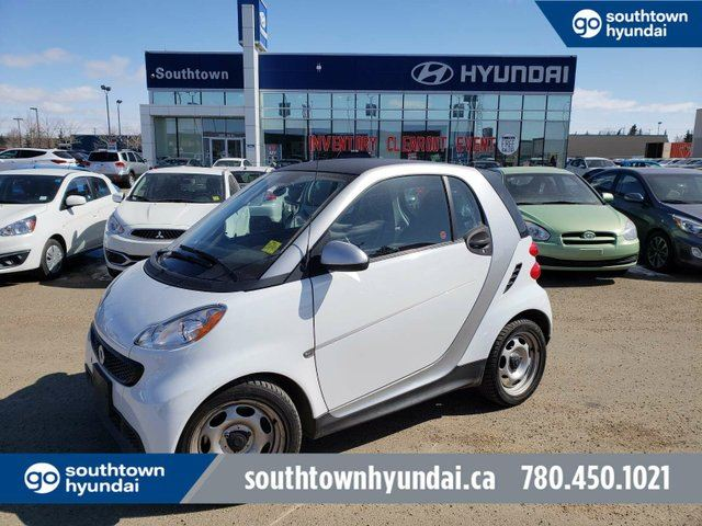 2013 SMART FORTWO PASSION/FULLY INSPECTED!/ACCIDENT FREE! in Edmonton, Alberta