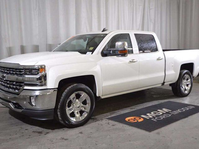 2017 CHEVROLET SILVERADO 1500 LTZ in Red Deer, Alberta