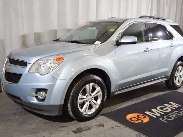 2014 CHEVROLET EQUINOX 2LT in Red Deer, Alberta