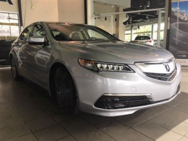 2015 ACURA TLX Tech Heated seats Bluetooth Navigation in Red Deer, Alberta