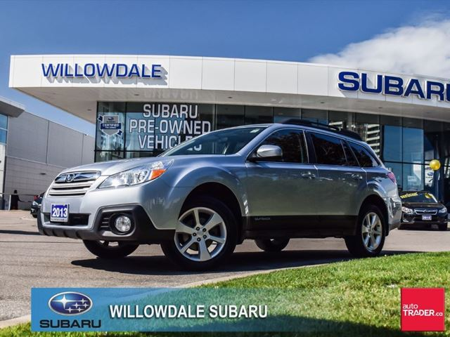 2013 SUBARU Outback 2.5 I Convenience at in Thornhill, Ontario